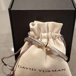 David Yurman Cuff